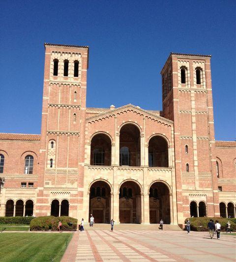 Arquitectura de UCLA