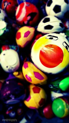 wapfisheyeeffect cute colorful photography toys
