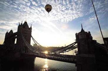 old photo london love big town england