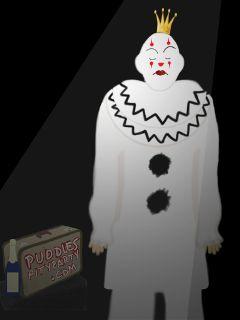 drawing clowns clown sad music