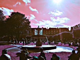 paris photography quotes & sayings hdr colorful