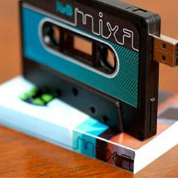 kool usb music tape computer love