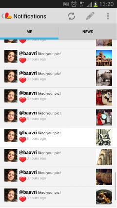 thanks baavri special love