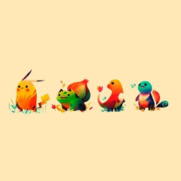 pocketmonsters pokemon cute pokémon pocket monsters love