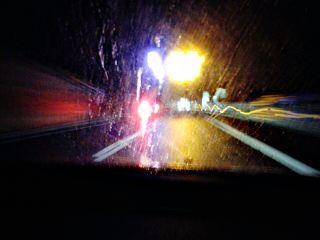 cars emotions hdr photography rain