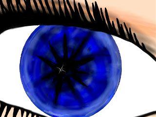 eye blue