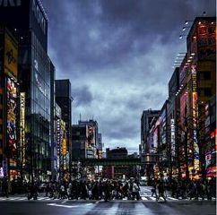 japan tokyo akihabara beautiful awesome