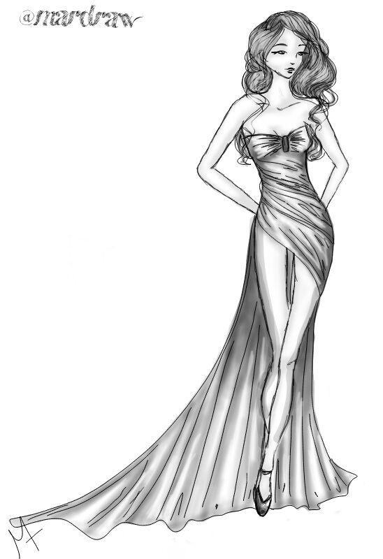 fashion drawing contest winners